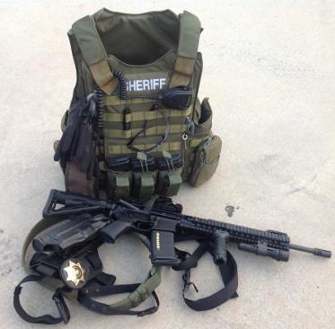 BALCS OD Green Body Armor Carrier