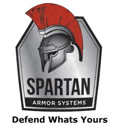 Spartan Armor Systems Logo