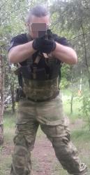 Saiga12_Vepr12 FG rig shotgun