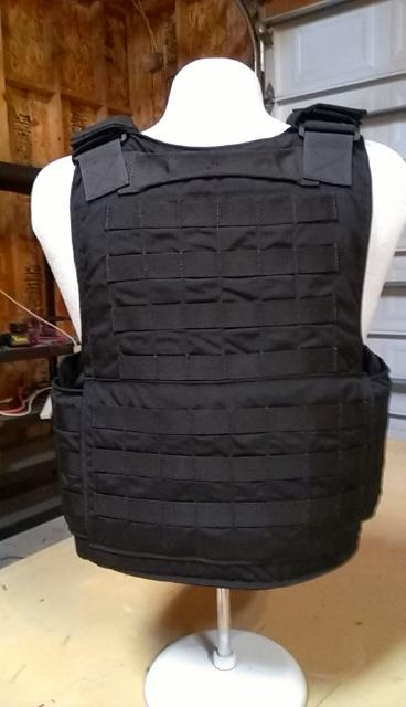 BALCS Black back