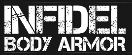 Infidel body armor logo