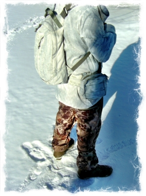 Kryptek Yeti Combat Belt snow1