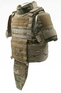 BCS BALCS SWAT Armor Carrier multicam front 2