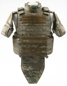 Beez Combat Systems BALCS SWAT Armor Carrier multicam
