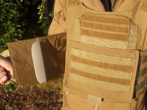 Beez Combat Systems Cummerbund Rigid Insert Set